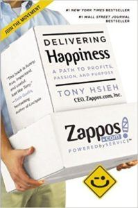 Delivering Happiness by Jenn Lim